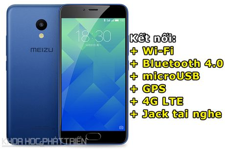 Mo hop smartphone cam bien van tay, RAM 3 GB, gia sieu re - Anh 4