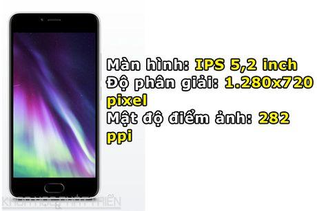 Mo hop smartphone cam bien van tay, RAM 3 GB, gia sieu re - Anh 5
