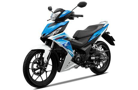 Honda Winner 150 khoac them 'ao' moi, gia khong doi - Anh 2