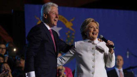 Hillary dac cu, Bill Clinton duoc goi la gi? - Anh 1