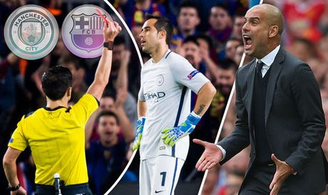 So lai thua tham Barca, Pep Guardiola dan quan cho 'manh dong' - Anh 1