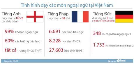 Tieng Nga, tieng Trung dang duoc day o Viet Nam nhu the nao? - Anh 2