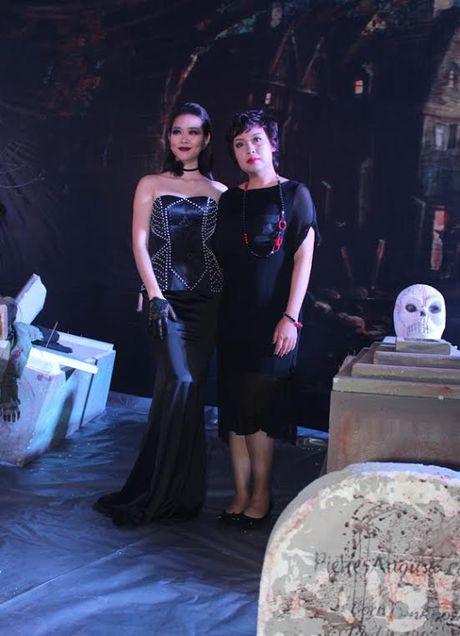 A hau Huyen My tu choi dong phim ma vi canh nong - Anh 3