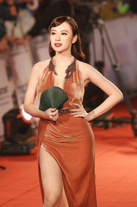 MC Minh Ha cong khai xuat hien cung Chi Nhan tren tham do - Anh 10