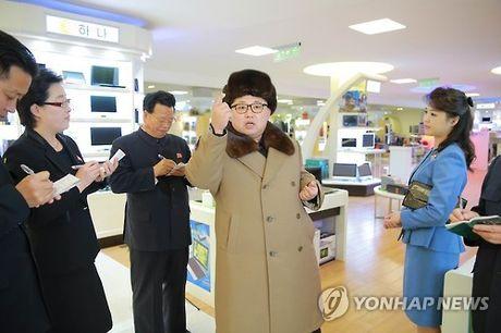 Vo ong Kim Jong-un mat tich 7 thang? - Anh 1