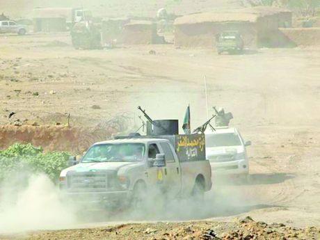 IS duong cung o Mosul, chau Au co the bi tan cong - Anh 1