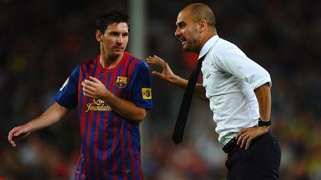Tra chanh chem gio: Thien tai di bo Messi - Anh 1