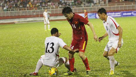 Xuan Truong nhieu kha nang se thi dau o tran gap Indonesia - Anh 1
