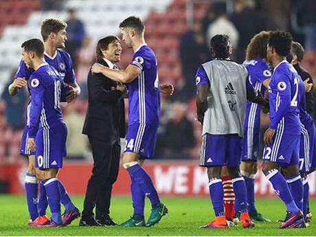 Chelsea hoi sinh manh liet: Conte va 'lieu thuoc tien' 3-4-3 - Anh 1