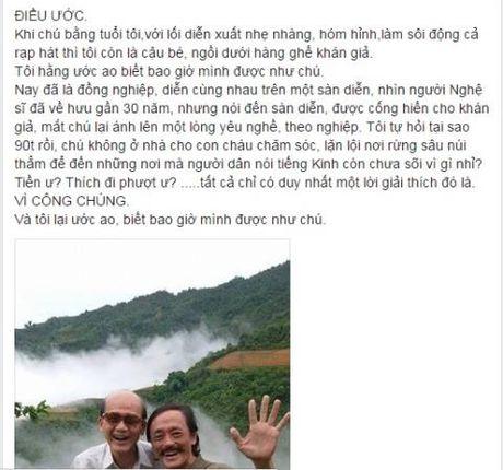 Mat NSUT Pham Bang, mot su thieu vang lon lao! - Anh 3