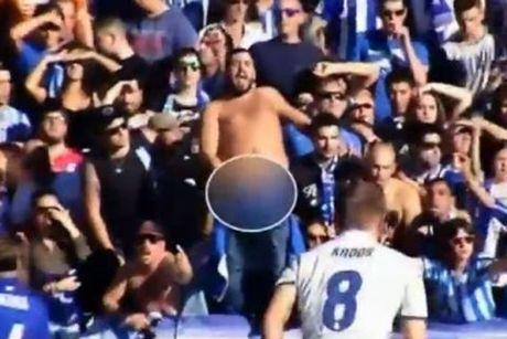 Ronaldo bi CDV Alaves che gieu bang nhung hanh dong TUC TIU - Anh 3
