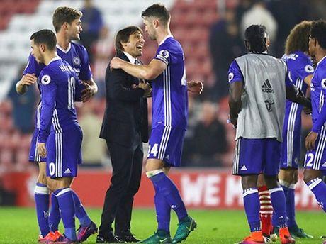 Chelsea cua Conte la the luc lon o ngoai hang Anh? - Anh 1