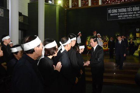 Hinh anh: Lanh dao Dang, Nha nuoc vieng ong Truong Quang Duoc - Anh 6