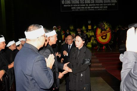 Hinh anh: Lanh dao Dang, Nha nuoc vieng ong Truong Quang Duoc - Anh 9