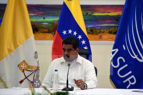 Quoc hoi Venezuela hoan phien toa chong lai Tong thong Maduro - Anh 1