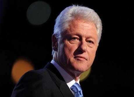 FBI bat ngo tiet lo tai lieu mat ve cuu Tong thong My Bill Clinton - Anh 1