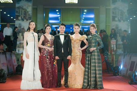 Sao Viet ruc ro tren tham do Lien hoan phim quoc te Ha Noi - Anh 6