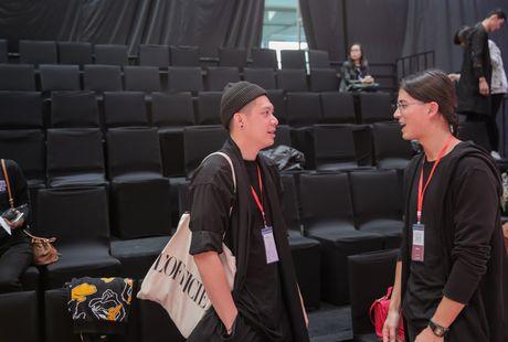 Khong khi nao nuc chuan bi khai mac Vietnam International Fashion Week - Anh 5