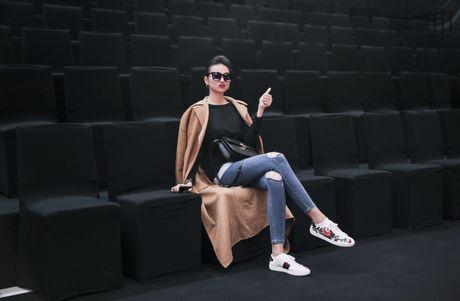 Khong khi nao nuc chuan bi khai mac Vietnam International Fashion Week - Anh 6