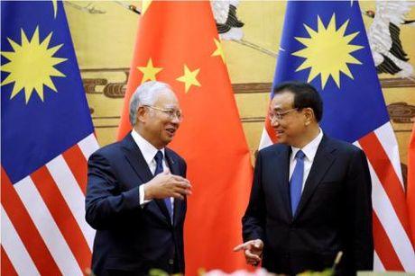 Malaysia - Trung Quoc: Moi than tinh nho kinh te - Anh 1