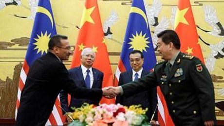 Malaysia - Trung Quoc: Moi than tinh nho kinh te - Anh 2