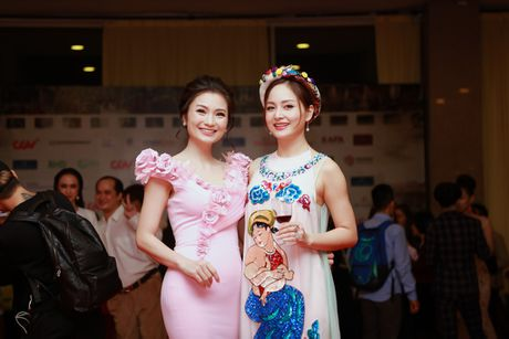 Minh Ha, Chi Nhan sanh doi sau lum xum tinh cam - Anh 9
