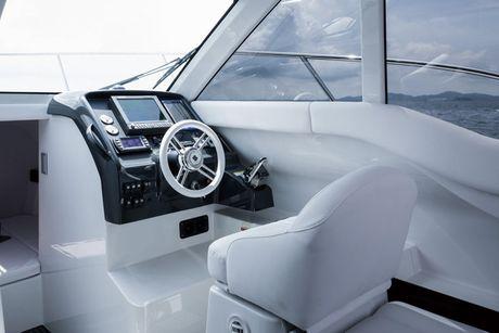 Du thuyen Ponam-28V Sport Cruiser sang trong cua Toyota - Anh 5