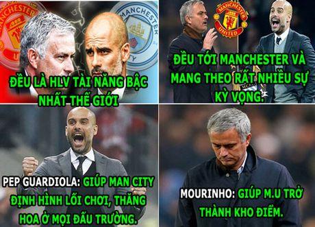 HAU TRUONG (2.11): Mourinho thua xa Pep, Cong Phuong thich 'song ao' - Anh 1