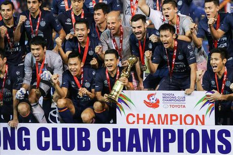 Buriram United FC quyet bao ve ngoi vo dich tai Toyota Mekong Cup 2016 - Anh 1
