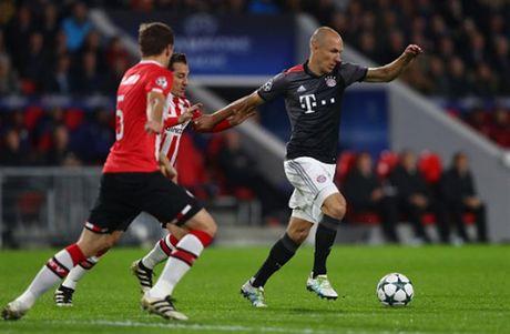 Bayern doat ve som sau cu dup cua Lewandowski - Anh 4