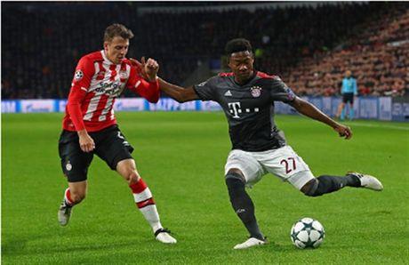 Bayern doat ve som sau cu dup cua Lewandowski - Anh 5