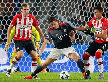 Bayern doat ve som sau cu dup cua Lewandowski - Anh 7