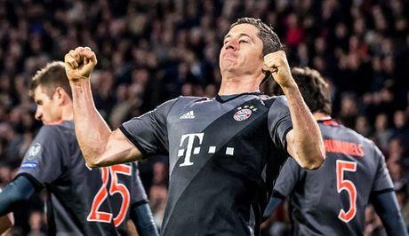 Bayern doat ve som sau cu dup cua Lewandowski - Anh 8