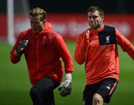 Liverpool van miet mai tap luyen du troi sap toi - Anh 4