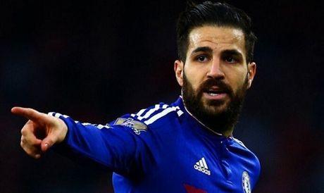 Bi 'bo roi', nhung Ivanovic va Fabregas quyet khong roi Chelsea - Anh 1