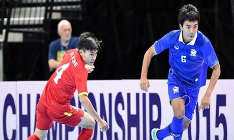 AFF ra 'don la' ve giai vo dich Futsal DNA 2016 - Anh 1