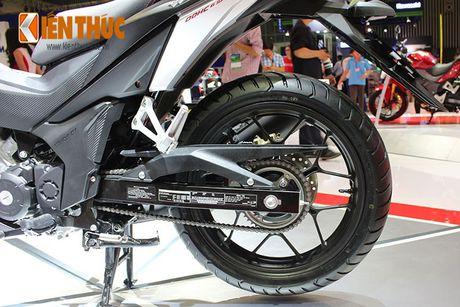 Honda Winner 150 phien ban moi gia 46 trieu tai VN - Anh 5