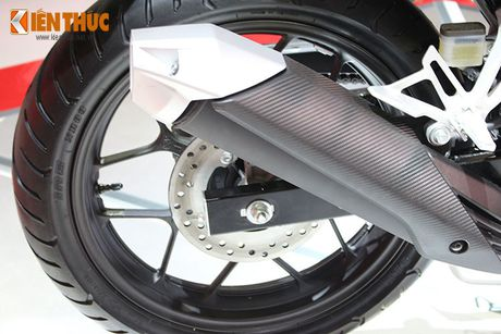Honda Winner 150 phien ban moi gia 46 trieu tai VN - Anh 6