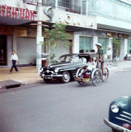 Sai Gon nam 1972 trong anh cua Hugh Quattlebaum - Anh 4