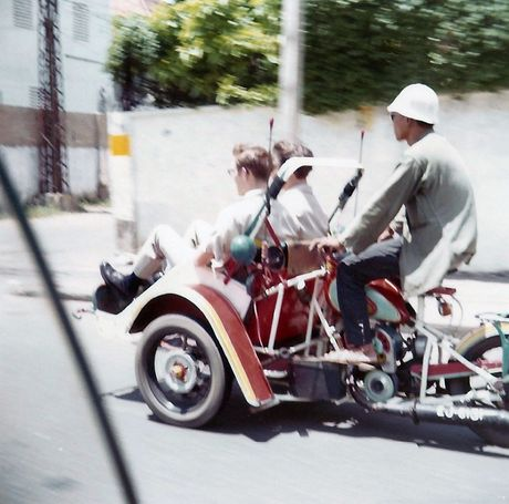 Sai Gon nam 1972 trong anh cua Hugh Quattlebaum - Anh 6