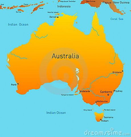 Phat hien bat ngo: Luc dia Australia nghieng, di chuyen theo cac mua - Anh 3