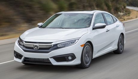 Honda Civic 2017 tai Viet Nam khong loi phanh - Anh 1