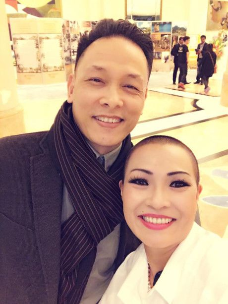 Phuong Thanh 'dep la' tren tham do LHP Quoc te Ha Noi - Anh 6