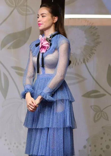 Loi trang phuc cua 9 fashionista trong showbiz Viet - Anh 1