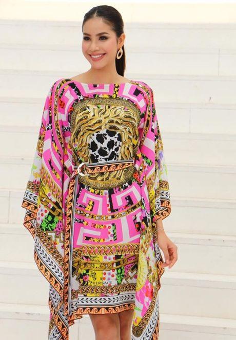 Loi trang phuc cua 9 fashionista trong showbiz Viet - Anh 3