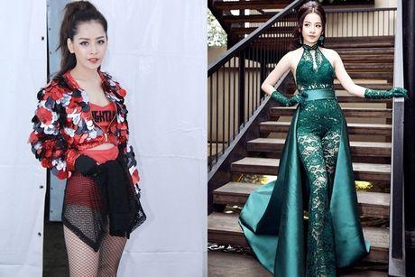 Loi trang phuc cua 9 fashionista trong showbiz Viet - Anh 9