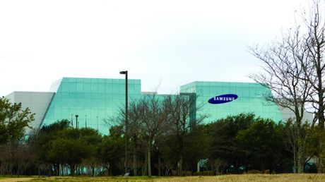 Samsung mo rong nha may san xuat chip ban dan tai My - Anh 1
