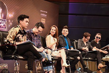 Hoang Thuy Linh, Soobin va Hoang Son ngoi ghe nong Ban ket 'Khoi dau uoc mo' - Anh 2