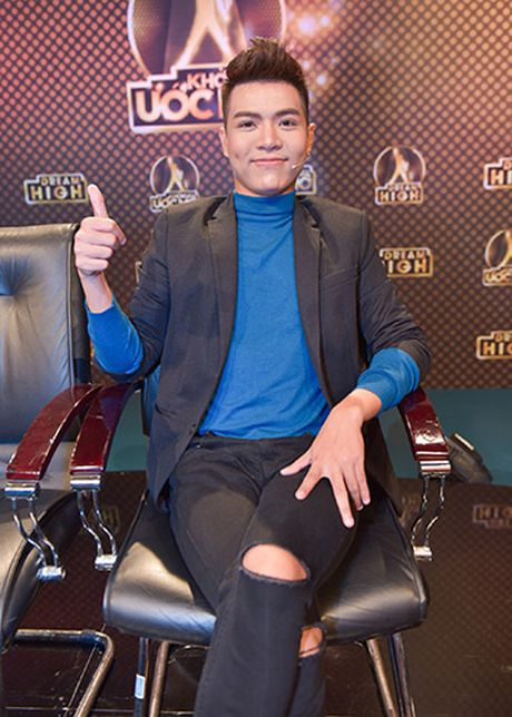 Hoang Thuy Linh, Soobin va Hoang Son ngoi ghe nong Ban ket 'Khoi dau uoc mo' - Anh 7