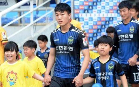 Truoc tran ap chot K- League Classic, Xuan Truong gui clip xuc dong toi gia dinh va fans - Anh 1